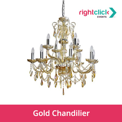gold-chandilier